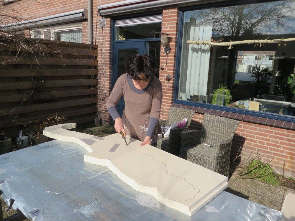 Kunst aan de Maas 2015 the making of 1