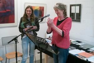 Iris Besseling en Beppie Lotterman